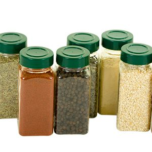 3. Try Spice Jars as Seed Sowers