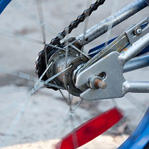 3. Maintain Your Chain With WD-40