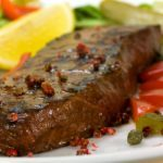 Recipe: Steak with Tangy Caper Relish