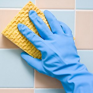 2. Remove Stubborn Grout Stains