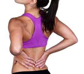 3. Rub Yourself Down Before and After Exercise