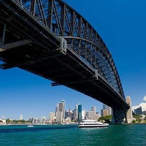 7. Sydney Harbour Bridge