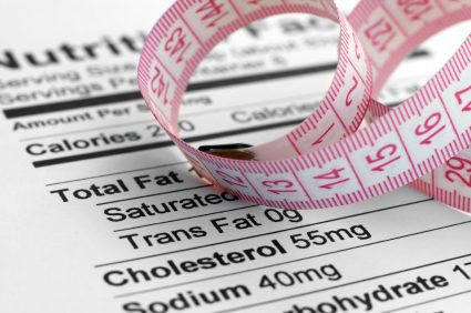Calorie Counting with Diabetes