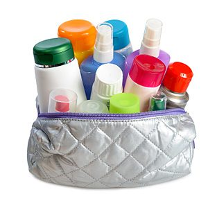 Storing Toiletries In Your Tent