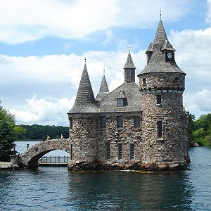 8. Boldt Castle - 1000 Islands, New York, U.S.A.
