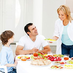 Eat Meals Together as a Family