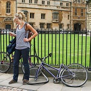 5. Fix a Bent Bike Wheel