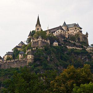 9. Hochosterwitz Castle - Carinthia, Austria