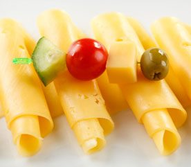 1. Processed Cheese