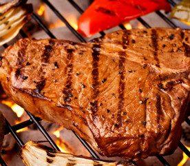 Recipe: Pepper Steak with Leek Mash