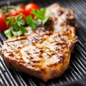Recipe: Pork Chops in Barbecue Sauce