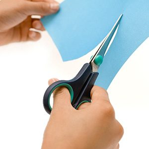 1. Sharpen Your Scissors