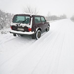 2. Add Traction on Ice