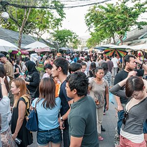 8. Chatuchak Weekend Market