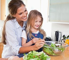 Childhood Nutrition: Food for the Growing Years