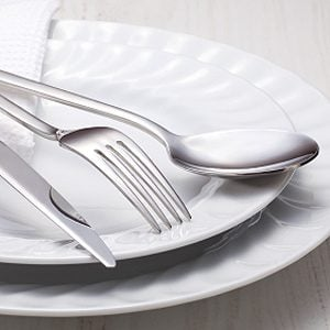 1. Polish Silverware More Easily