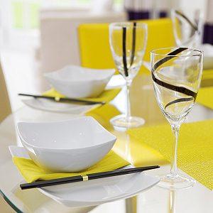 1. No-Spot Glassware