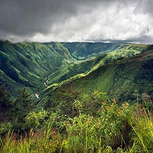 8. Wettest Place on Earth: Mawsynram, India