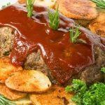 Greek-Style Meatloaf