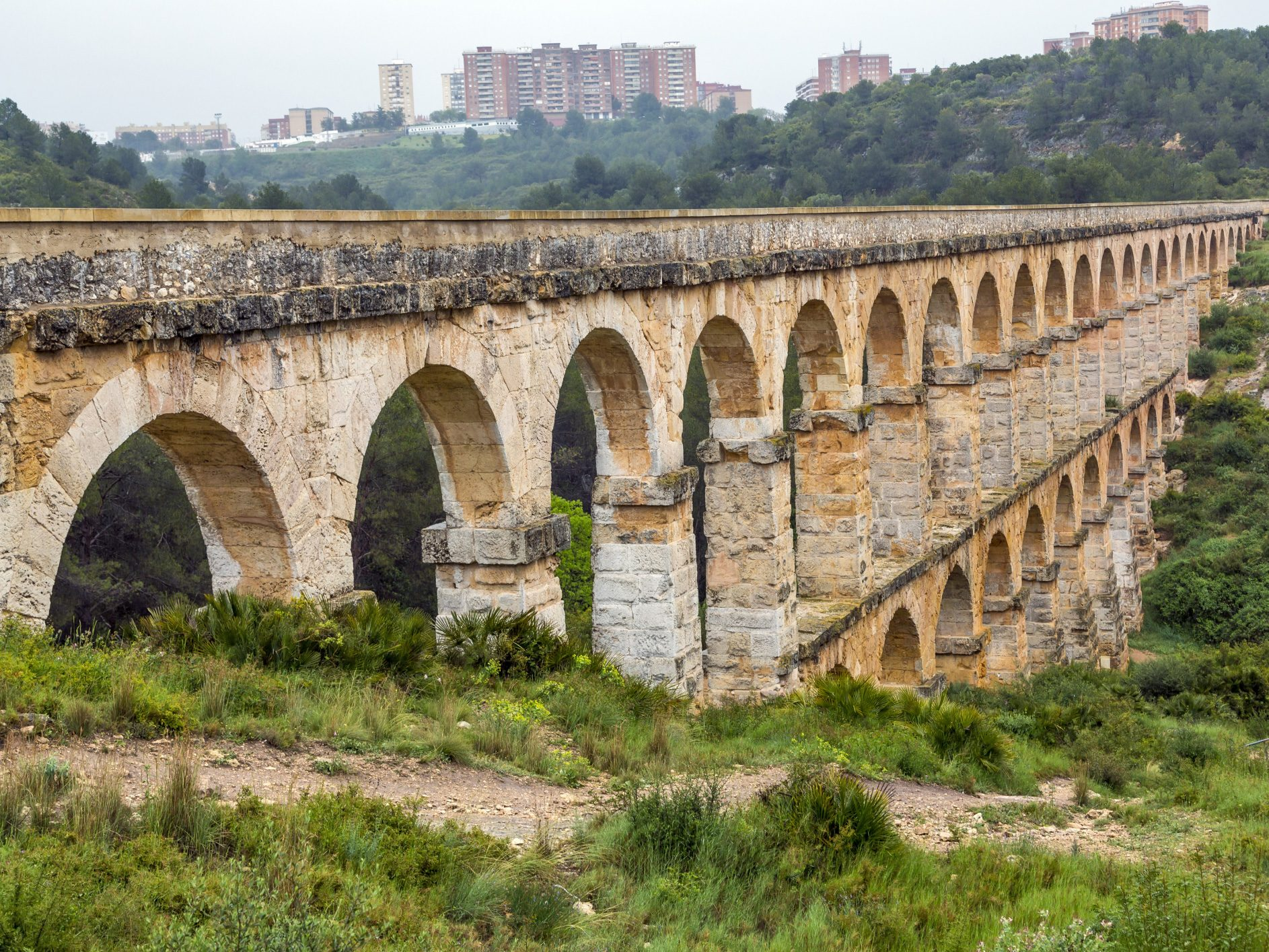 Architectural Wonders Of The Ancient World: The Roman Aqueducts - Italy