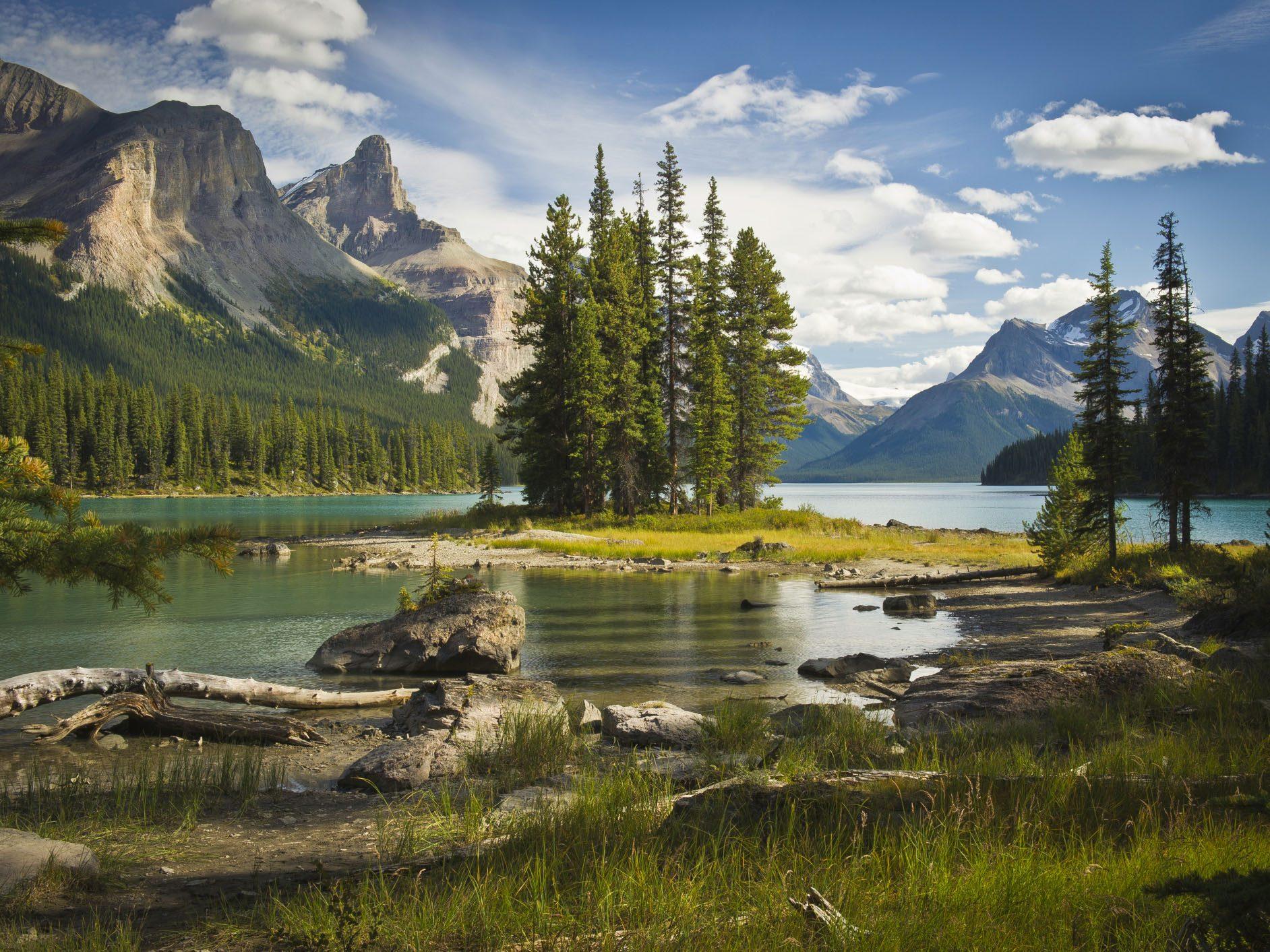 Fall camping destinations: Jasper National Park, Alberta