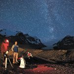 Stellar Performance: Stargazing at Jasper National Park