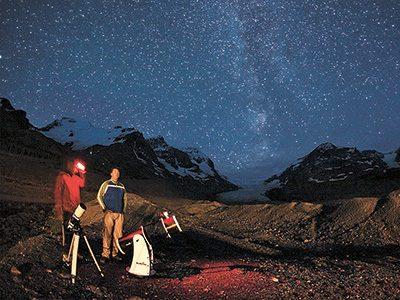 Stellar Performance: Stargazing at Jasper National Park