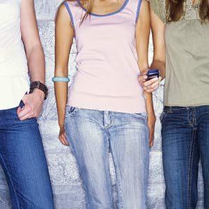 1. Soften Jeans