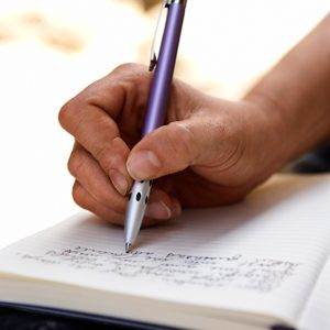 4. Keep a Journal