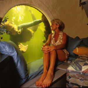 1. Jules' Undersea Lodge, Florida