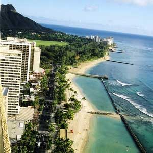 9. Waikiki Oceanfront