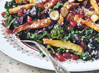 13. Comforting Chicken Kale Soup Recipe