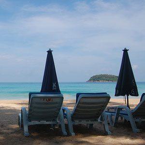 7. Kata Beach