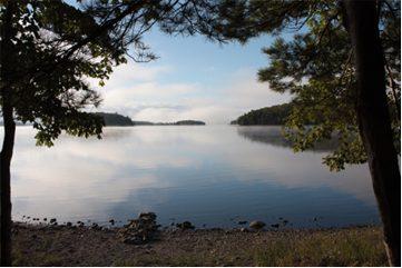 Keji Lake