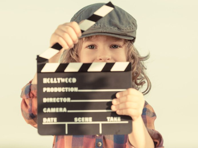 DIY Summer Kids Film Festival, Starring Your Kids!