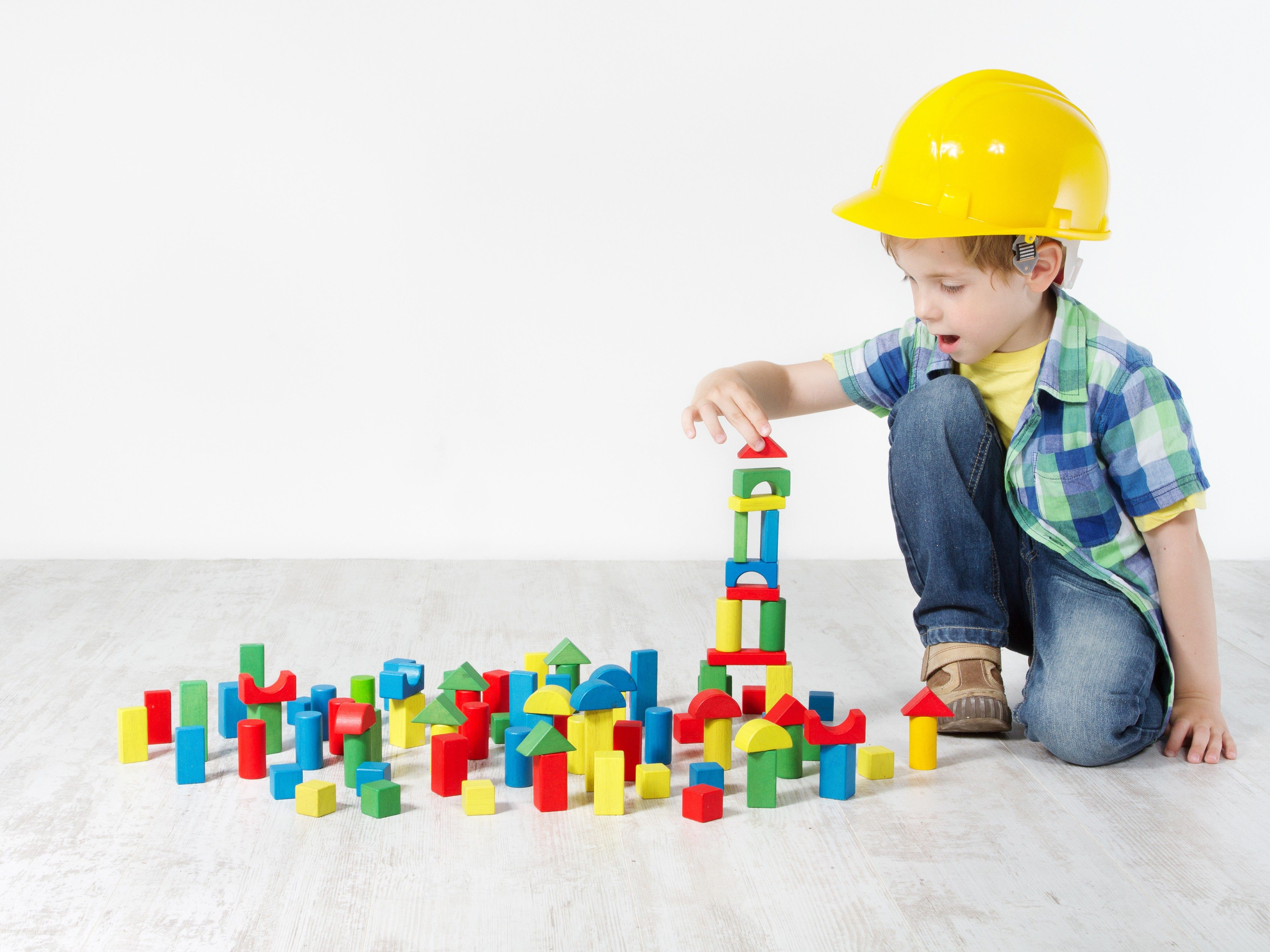 1. Free play helps kids build life skills
