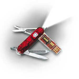 6. Victorinox USB Swiss Army Knife