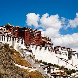 6. Potala Palace, Lhasa