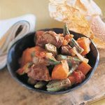Lamb Stew with Sweet Potatoes