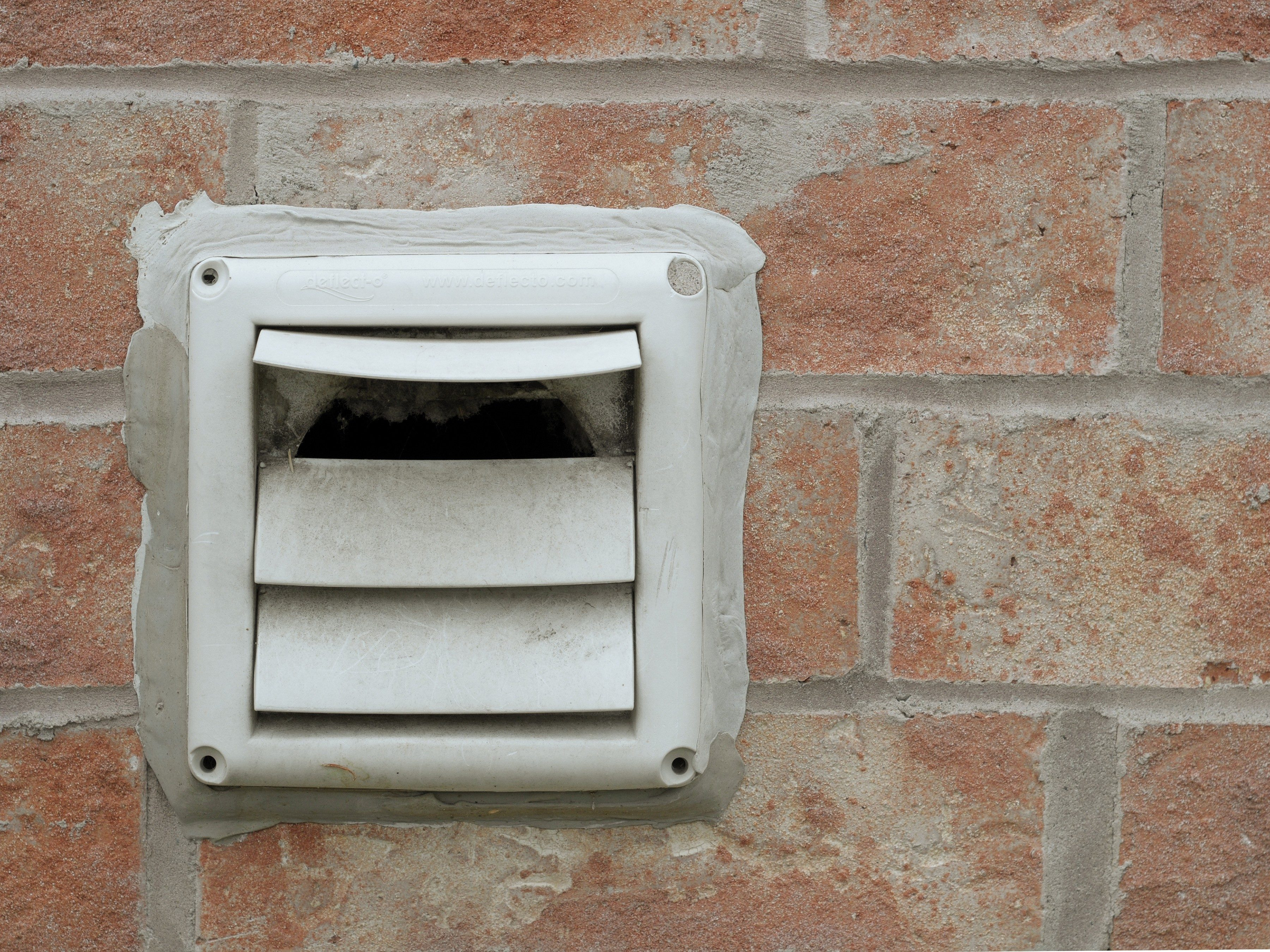 12. Clean Your Dryer Vent From the Outside