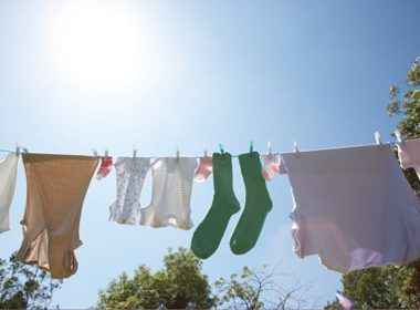 Dry Your Laundry Naturally