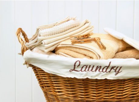 Label Laundry Baskets