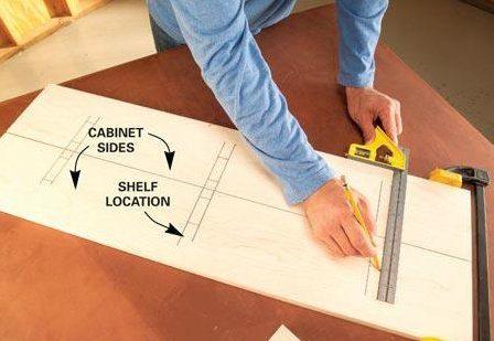 Assemble the Shelves, Part One