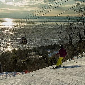 7. Le Massif, Quebec