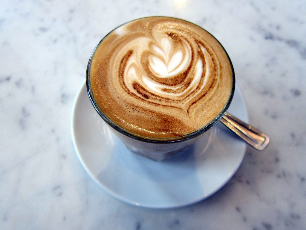 14. Le Tour de Café