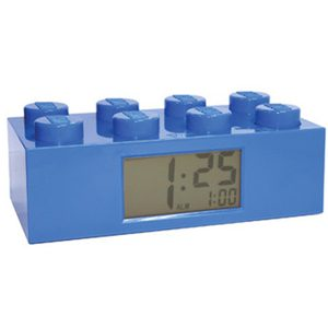 1. LEGO Alarm Clock