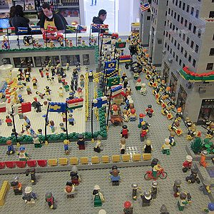 5. The LEGO Store - New York City, United States