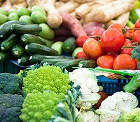 Fresh & Tasty: Wild for Spring Vegetables