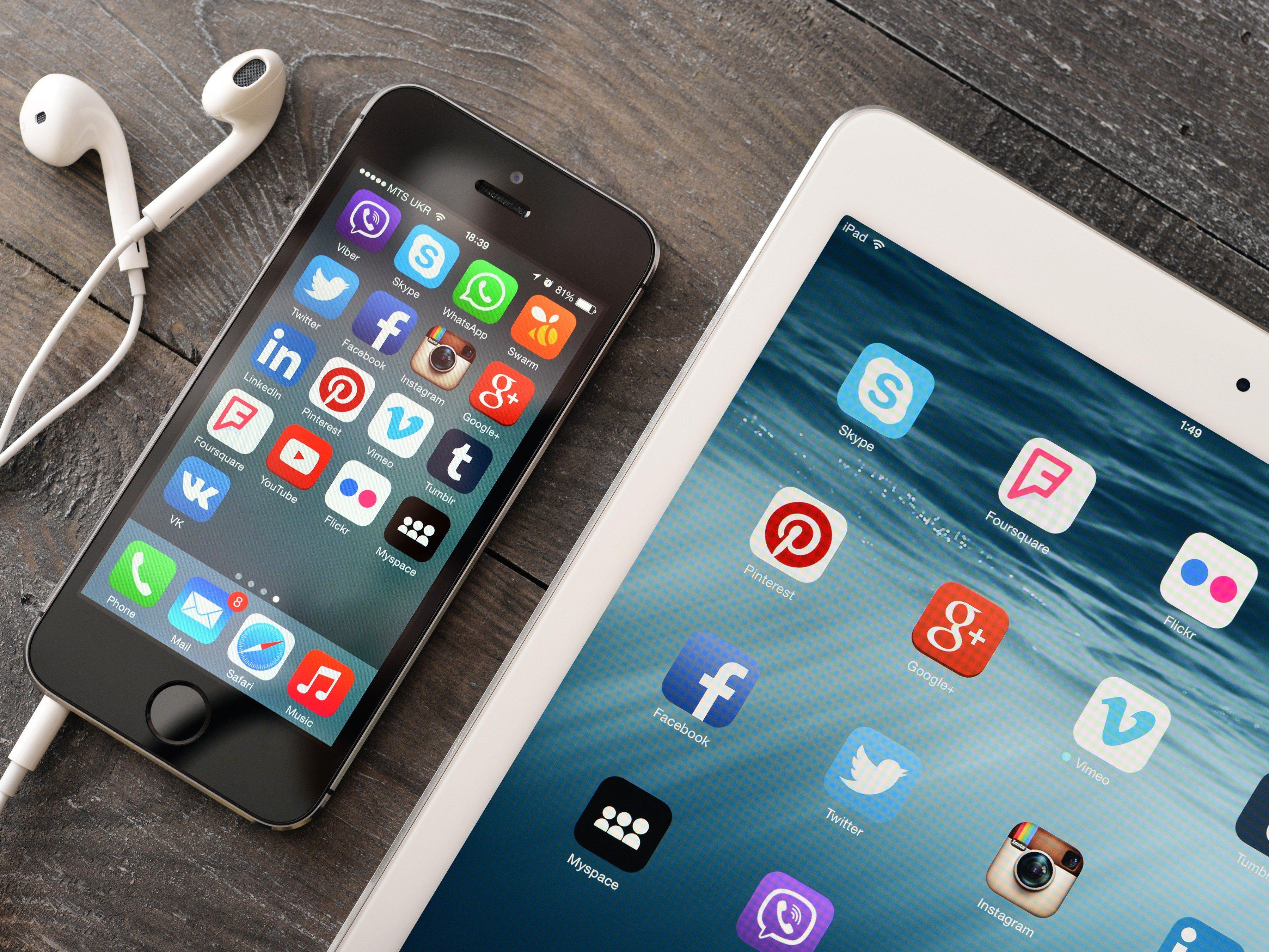 3. Limit Social Media Use