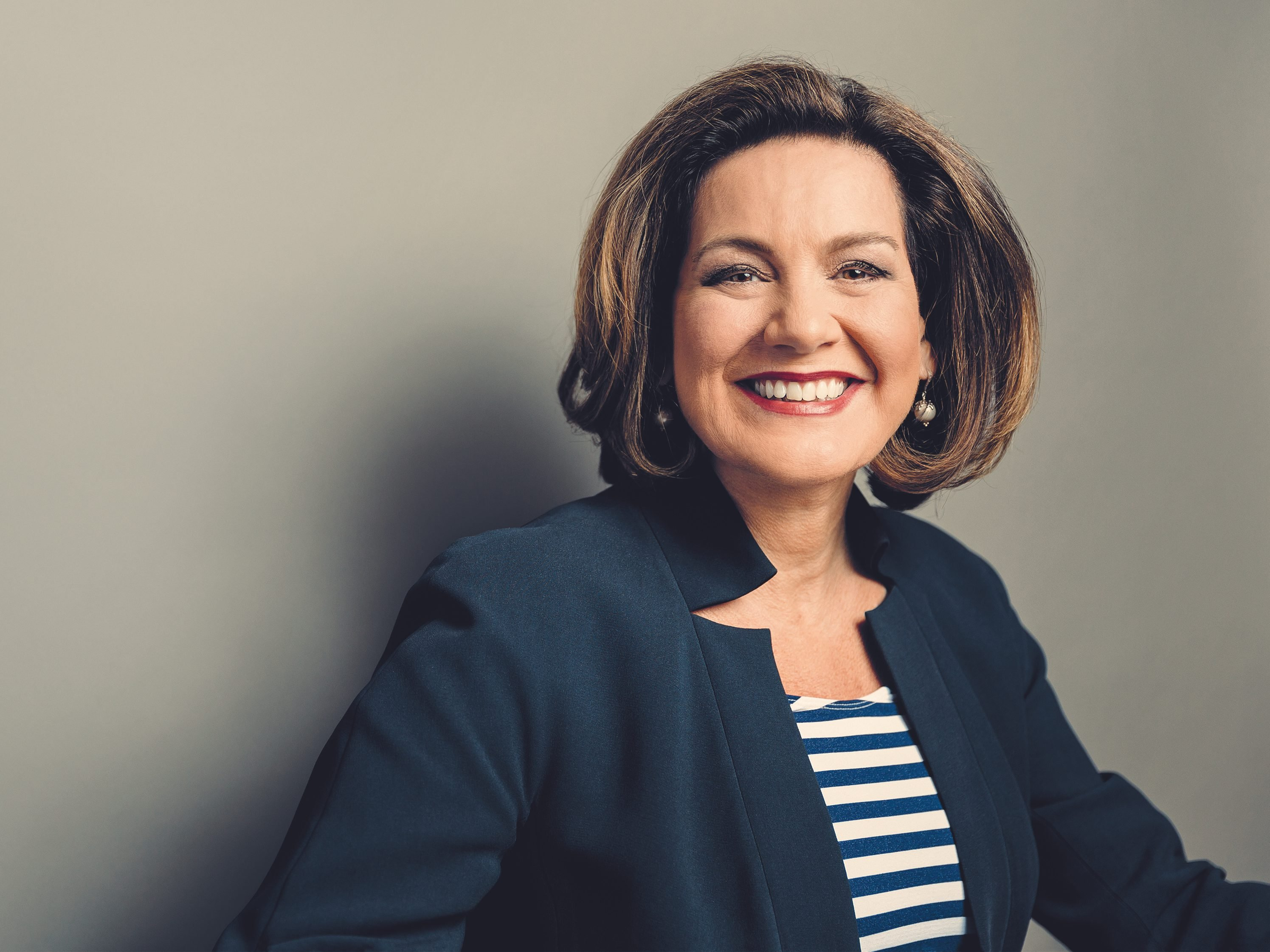 Reporting For Duty: In Conversation With Lisa LaFlamme